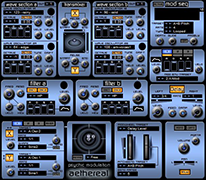 Aethereal Ambient Vector Synthesizer