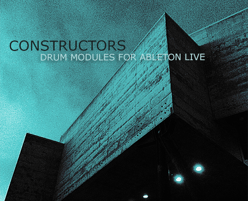 Constructors for Ableton Live